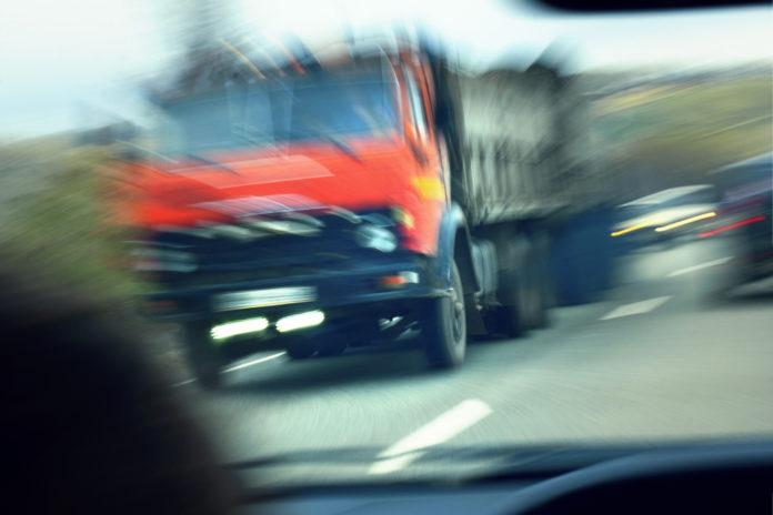 Попадание в грузовик научило меня силе любви